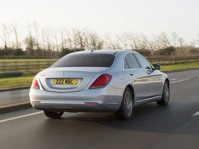 Ver foto 5 de Mercedes Clase S S350 BlueTec W222 UK 2013