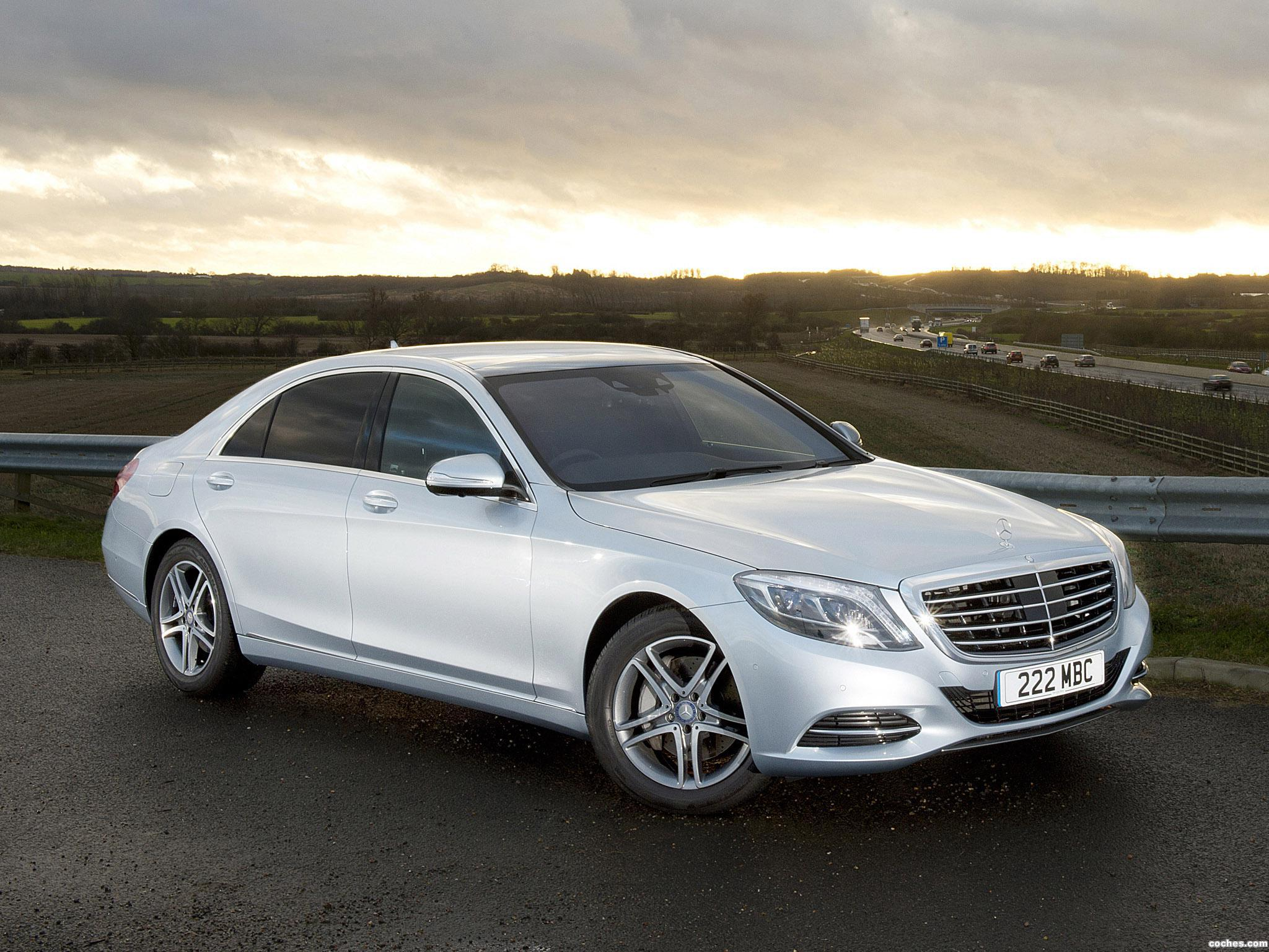 Foto 0 de Mercedes Clase S S350 BlueTec W222 UK 2013