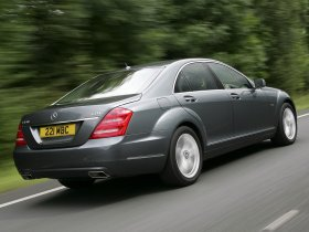 Ver foto 17 de Mercedes Clase S S350 CDI UK W221 2009