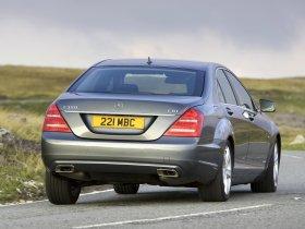 Ver foto 7 de Mercedes Clase S S350 CDI UK W221 2009