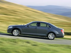 Ver foto 4 de Mercedes Clase S S350 CDI UK W221 2009