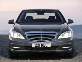 Ver foto 10 de Mercedes Clase S S350 CDI UK W221 2009