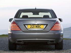 Ver foto 9 de Mercedes Clase S S350 CDI UK W221 2009