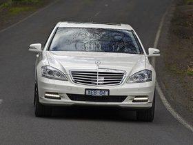 Ver foto 6 de Mercedes Clase S S350 CDI W221 Australia  2009