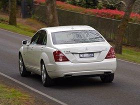 Ver foto 15 de Mercedes Clase S S350 CDI W221 Australia  2009