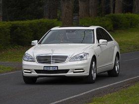 Ver foto 14 de Mercedes Clase S S350 CDI W221 Australia  2009