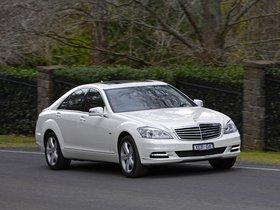Ver foto 13 de Mercedes Clase S S350 CDI W221 Australia  2009