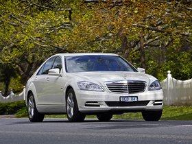 Ver foto 12 de Mercedes Clase S S350 CDI W221 Australia  2009