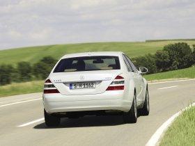 Ver foto 7 de Mercedes Clase S S400 Blue Hybrid 2009