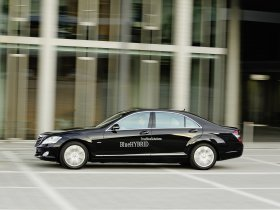 Ver foto 6 de Mercedes Clase S S400 Blue Hybrid 2009