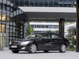 Ver foto 5 de Mercedes Clase S S400 Blue Hybrid 2009