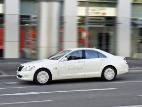 Ver foto 4 de Mercedes Clase S S400 Blue Hybrid 2009