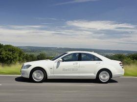 Ver foto 3 de Mercedes Clase S S400 Blue Hybrid 2009
