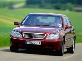 Ver foto 4 de Mercedes S-Klasse S400 CDI W220 1999