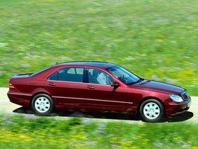 Ver foto 3 de Mercedes S-Klasse S400 CDI W220 1999