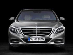 Ver foto 11 de Mercedes Clase S  S400 Hybrid W222 2013