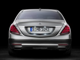 Ver foto 7 de Mercedes Clase S  S400 Hybrid W222 2013