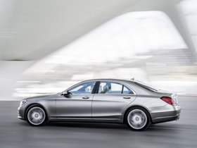 Ver foto 3 de Mercedes Clase S  S400 Hybrid W222 2013
