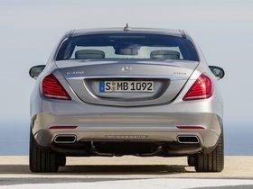 Ver foto 16 de Mercedes Clase S  S400 Hybrid W222 2013