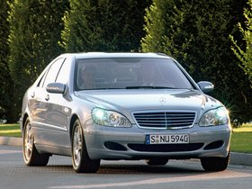 Fotos de Mercedes S-Klasse S500 4Matic W220 2002
