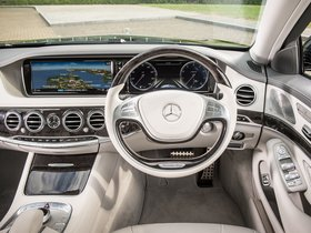 Ver foto 18 de Mercedes Clase S S500 AMG Sports Package W222 UK 2013