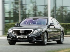 Ver foto 9 de Mercedes Clase S S500 AMG Sports Package W222 UK 2013