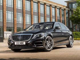 Ver foto 7 de Mercedes Clase S S500 AMG Sports Package W222 UK 2013