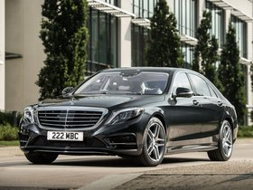 Ver foto 5 de Mercedes Clase S S500 AMG Sports Package W222 UK 2013