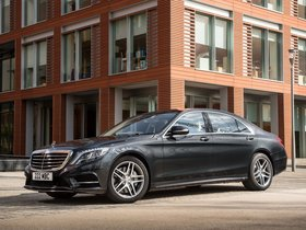 Ver foto 4 de Mercedes Clase S S500 AMG Sports Package W222 UK 2013