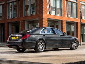 Ver foto 3 de Mercedes Clase S S500 AMG Sports Package W222 UK 2013