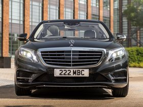 Ver foto 1 de Mercedes Clase S S500 AMG Sports Package W222 UK 2013