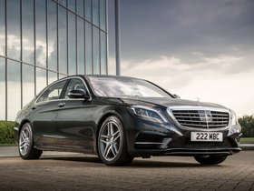 Ver foto 13 de Mercedes Clase S S500 AMG Sports Package W222 UK 2013