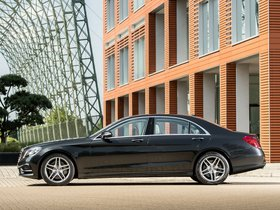 Ver foto 12 de Mercedes Clase S S500 AMG Sports Package W222 UK 2013