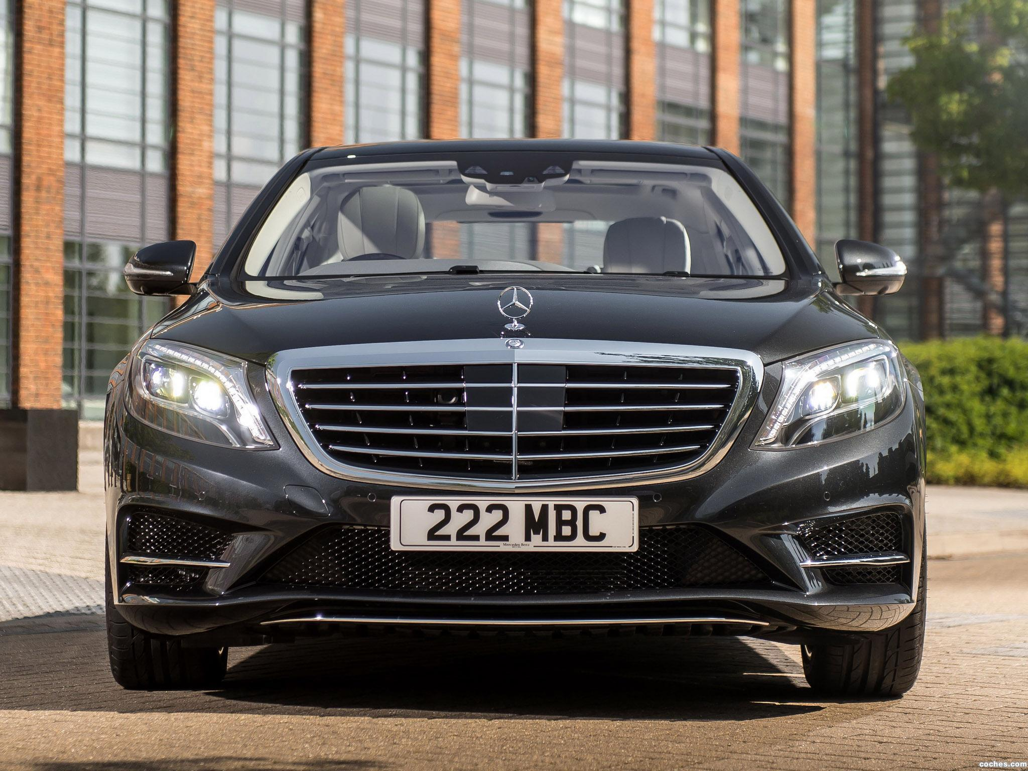 Foto 0 de Mercedes Clase S S500 AMG Sports Package W222 UK 2013