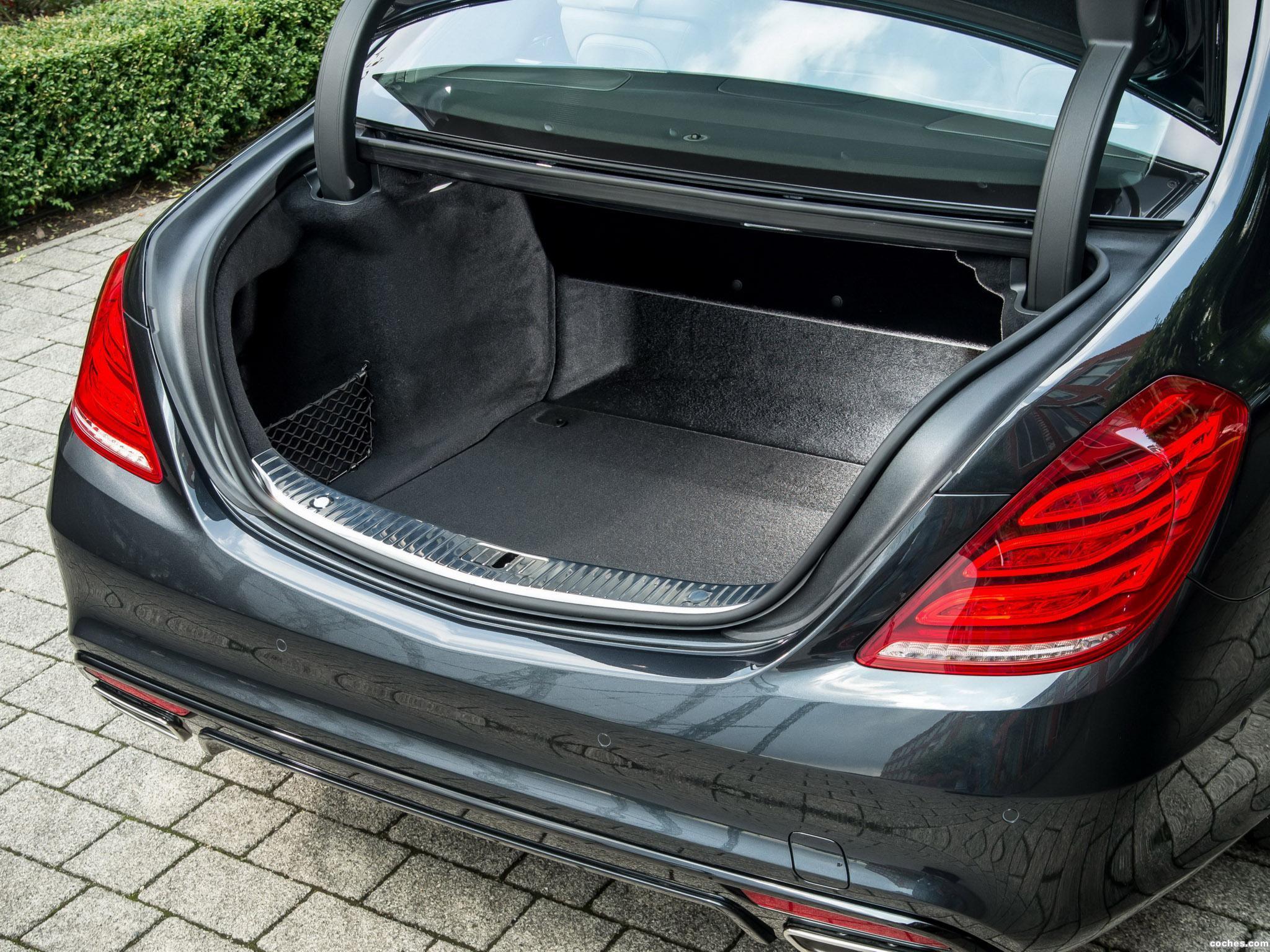 Foto 14 de Mercedes Clase S S500 AMG Sports Package W222 UK 2013