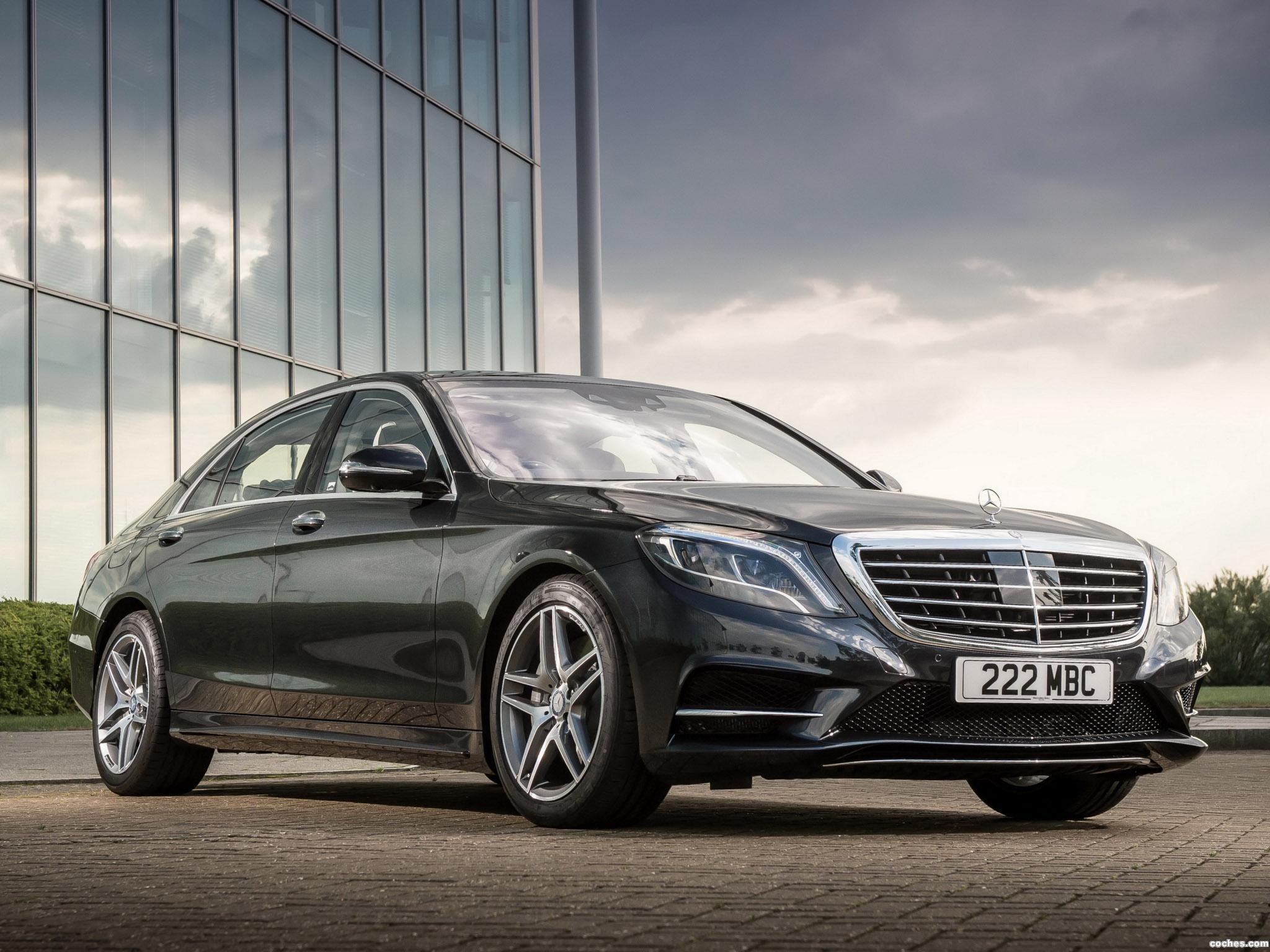Foto 12 de Mercedes Clase S S500 AMG Sports Package W222 UK 2013