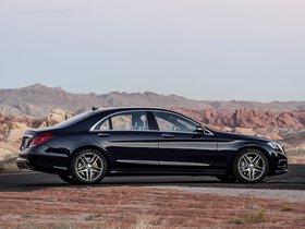 Ver foto 4 de Mercedes S500 AMG Sports Package W222 2013