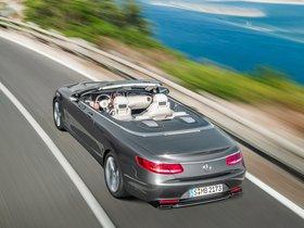Ver foto 11 de Mercedes S500 Cabriolet A217 2015