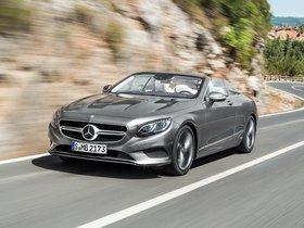 Ver foto 10 de Mercedes S500 Cabriolet A217 2015