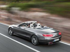 Ver foto 9 de Mercedes S500 Cabriolet A217 2015