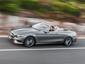 Ver foto 8 de Mercedes S500 Cabriolet A217 2015