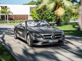 Ver foto 6 de Mercedes S500 Cabriolet A217 2015