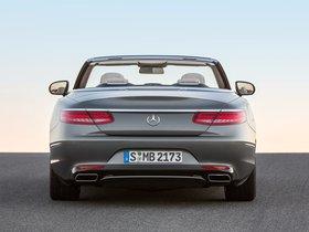 Ver foto 4 de Mercedes S500 Cabriolet A217 2015