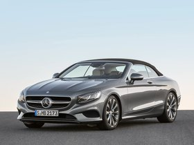 Ver foto 2 de Mercedes S500 Cabriolet A217 2015