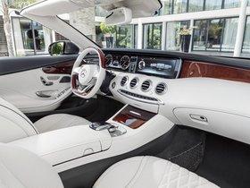 Ver foto 19 de Mercedes S500 Cabriolet A217 2015