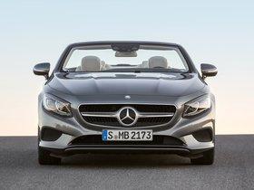 Ver foto 15 de Mercedes S500 Cabriolet A217 2015