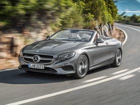 Ver foto 12 de Mercedes S500 Cabriolet A217 2015