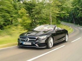 Fotos de Mercedes Clase S Cabrio