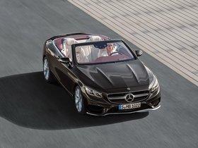 Ver foto 11 de Mercedes Clase S Cabrio S500 A217 2017
