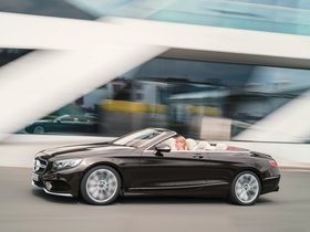 Mercedes Clase S S Cabrio 560 9g-tronic